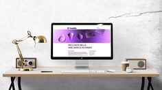 Website designed for a brand new inclusive bills company based in Leeds. www.huddle.uk.com. #web #branding #design