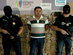 Polícia prende taxista e realiza a maior apreensão de maconha do ano no Espírito Santo ~ Globos