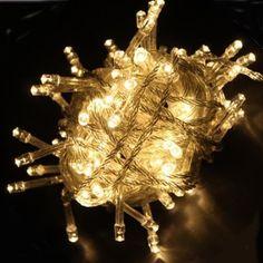 KooPower 100 LEDs Christmas Party Garden LED String Fairy Lights Warm White Koopower http://www.amazon.co.uk/dp/B00NPZQ92K/ref=cm_sw_r_pi_dp_F3Djvb0THAMWZ