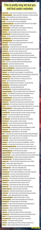 Awesome List