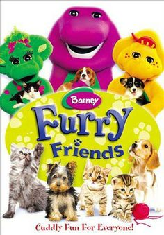 Barney - Furry Friends DVD Movie http://www.inetvideo.com/collections/inetvideo-barney-videos-on-dvd