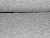 Toller weicher Baumwolljersey Jersey grau meliert 11,80/m