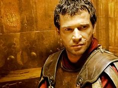 O, James Purefoy, you handsome bugger.