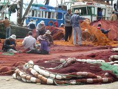 Port de pêche d'Agadir, Maroc joe.goodmorningplanet.com Blog voyage