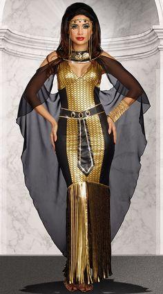 b16b892f669f Egyptian Queen Costume. Sexy Cleopatra CostumeEgyptian Queen CostumePharaoh  CostumeBest Female Halloween CostumesHalloween Fancy DressHalloween ...