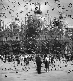 Wolf Suschitzky - Venice, 1957. °