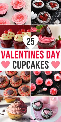 These easy Valentines Day Cupcakes will be love at first bite! Impress your love… These easy Valentines Day Cupcakes will be love at first bite! Impress your loved ones with these tasty Valentines Day Desserts! Valentine Desserts, Valentines Day Food, Valentines Baking, Valentine Day Cupcakes, Valentine Treats, Valentines For Kids, Holiday Desserts, Easy Desserts, Valentines Recipes