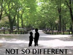 Not So Different (benefitting Autism Speaks & the autism community)- Cassandra Kubinski