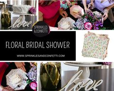 Everything you need to throw a unique floral shabby chic theme bridal shower. Shop all the Liberty Floral pattern supples here. Shabby Chic Theme, Spring Party, Party In A Box, 1st Birthdays, Party Shop, Ditsy Floral, Wedding Tips, Confetti, Real Weddings