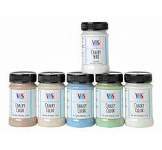"""VBS Chalky Color """"Best of..."""", 6er-Set VBS 15,49€"""