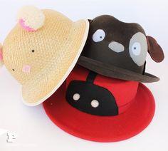Glad i hatten, utklädningskläder