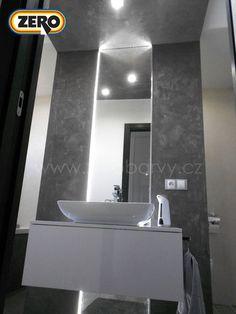 ZERO Magictouch / dekorativní stěrka do kuchyní, obývacích prostor, koupelen místo obkladu, na fasády budov / vysoká odolnost / snadná čistitelnost / jednoduchá aplikace.