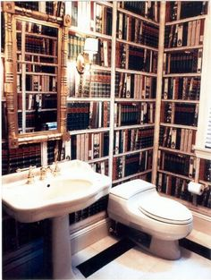 Well! Not sure I'd want my books that close to water - interesting, however. Books can go anywhere...