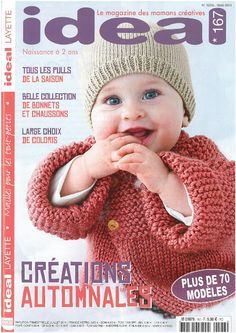 41 Ideas Sewing Baby Jacket Diy For 2019 Sewing Baby Clothes, Sewing Toys, Baby Sewing, Knitting Books, Crochet Books, Baby Knitting, Knitting Magazine, Crochet Magazine, Toddler Busy Bags