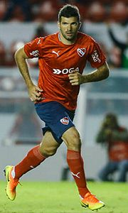 Emmanuel Gigliotti - Independiente de Avellaneda Football Stickers, Football Cards, Football Soccer, Football Players, Argentina Soccer, National League, Competition, Sports, Athlete