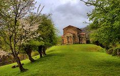 La ermita de Santa Cristina de Lena. Prerománico asturiano