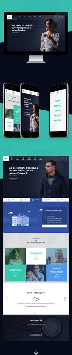 Redesign HBL on Behance
