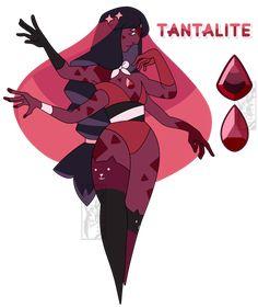 FUSION+COMMISSION:+Tantalite+by+Deer-Head.deviantart.com+on+@DeviantArt