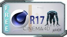 MAXON CINEMA 4D R17 ►Download And Install (For Window) ►S.P