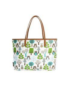 Owls Sky Madison Bag