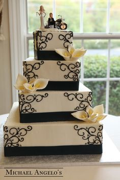 13 Best Michael Angelo S Cakes Images Wedding Cakes Cake