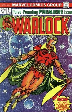 Jim Starlin – Marvel Comics and Thanos of the Power Cosmic Adam Warlock, Warlock Marvel, Gamora Marvel, Marvel Comic Books, Comic Books Art, Comic Art, Book Art, Avengers Comics, Jim Starlin
