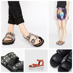 It's all about the shoes – Flatforms