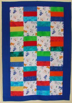 Thaddeus' baby quilt