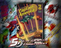 CAPTAIN AMERICA # 449  COMIC DE 1996, ESCRITO POR MARK WAID, GARANTÍA DE CALIDAD. $ 50.00 Para más información, contáctanos en http://www.facebook.com/la5aDimension