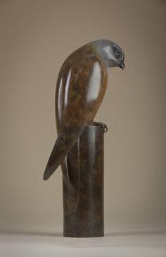 Life Size Bird Sculptures in Bronze - Geoffrey Dashwood - Contemporary Sculptor | Geoffrey Dashwood | Contemporary Sculptor