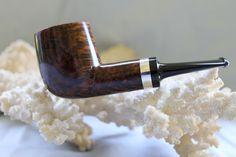 Tom Eltang Contrast Stain Nosewarmer Estate Pipe Made in Denmark | eBay