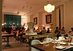 Restaurante no Príncipe Real - Lisboa