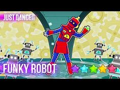 Just Dance 2018 Kids: Funky Robot - 5 stars Just Dance Kids, Dance With You, Kids Party Songs, Clean Up Song, The Wild Robot, Halloween Dance, Halloween Party, Author Studies, Unit Studies