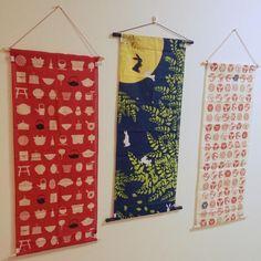 買ったはいいけどどう使う?おしゃれな手ぬぐい活用アイデア10選! - Weboo Advent Calendar, Tenugui, Holiday Decor, Interior, Japanese Style, Design, Home Decor, Tableware, Japan Style