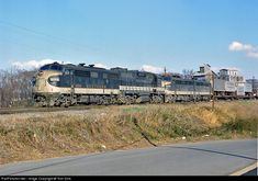 RailPictures.Net Photo: SOU 4264 Southern Railway EMD F7(A) at Hickory, North Carolina by Tom Sink