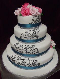 Wedding Cake Decorations Nz : Pin by Jamayne Paterson on wedding dreams Pinterest