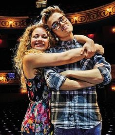 Being picked on at school certainly hasn't held CARRIE HOPE FLETCHER back. Here the actress, singer, songwriter, author, vlogger explains why girls should learn to stick together. Carrie Hope Fletcher, Tom Fletcher, Dear Even Hansen, Heathers The Musical, Celebrity Skin, Les Miserables, David Tennant, Amazing People, Dream Life