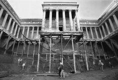 San Francisco fact or fiction - During a retrofit in 1994, officials discovered about 800 bodies under the Legion of Honor, believed to be interred on the 1800s.