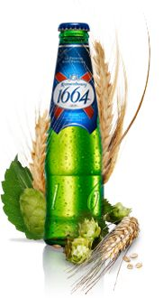 1664 - a refreshing french beer
