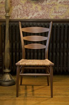 Brian Boggs Classic Ladderback Side Chair