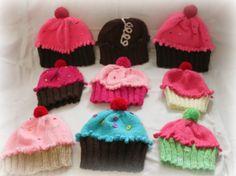 Cupcake hats!