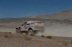Dakar 2014 – GWM Haval still in the Rally