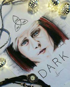 DARK    #DarkSerie #Darkmemes #Dark #DarkNetflix #StrangerThings #darkilustracion #illustration