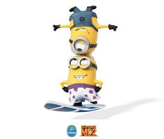 Galleries of Minion Images & Videos   Minions Love Bananas
