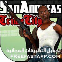 تحميل لعبة حرامي السيارات San Andreas Crime City اندرويد Crime City San Andreas Crime