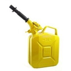 Yellow 1.3 Gallon Fuel Can