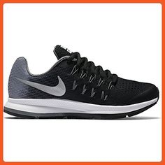 purchase cheap 8eb38 5ad1b Boy s Nike Zoom Pegasus 33 (GS) Running Shoe  Nike Air Zoom Pegasus 33 (GS)  Boys  Running Shoe delivers a smooth, snappy ride with a finely tuned  outsole ...