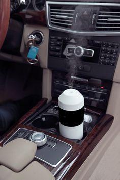 Electric diffuser Essential Oil diffuser for cars. #lavender #aroma #essentialoil
