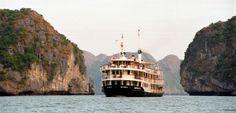 Emeraude Cruise, Halong bay, Vietnam. http://www.vktour.com