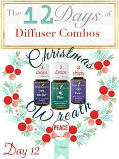 Day 12 of 12 Days of Diffuser Combos
